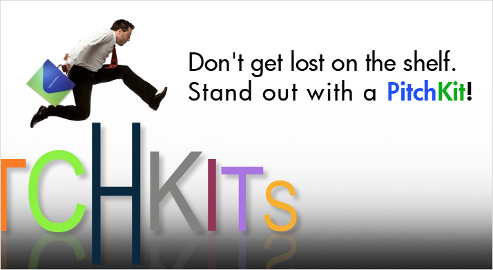 Stand out with a PitchKit!